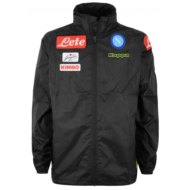 SSC Napoli Training Rain Jacket 2018/2019