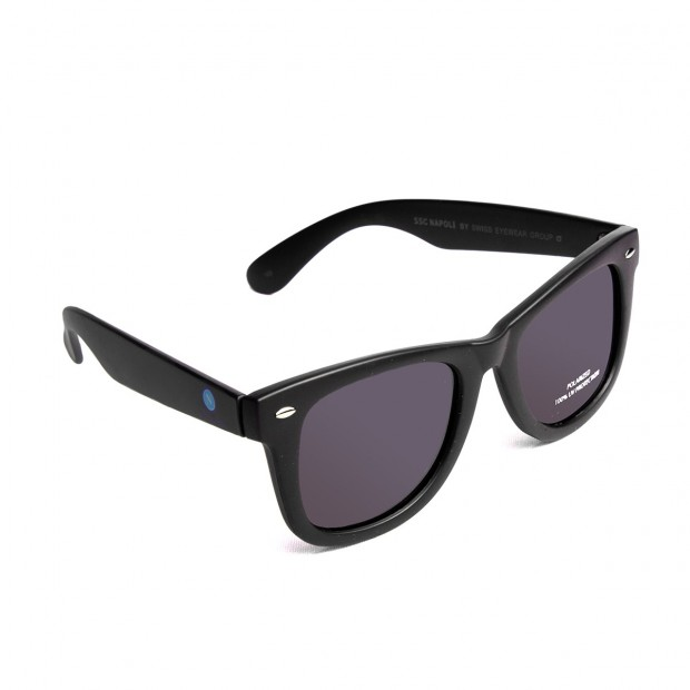 Rubberized Black Sunglasses