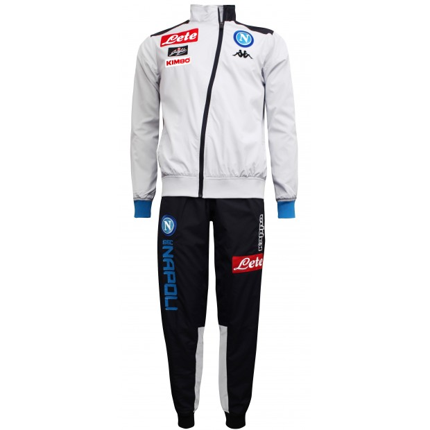 SSC Napoli Micro Ice Representation Tracksuit 2018/2019 Youth