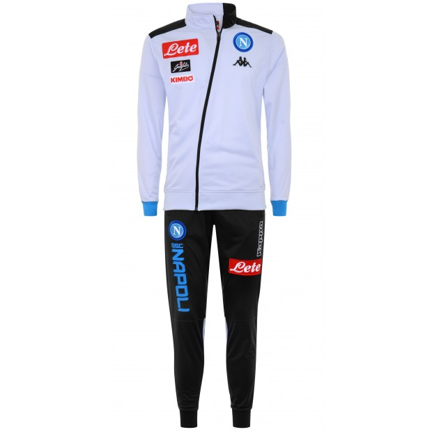 SSC Napoli Ice Representation Tracksuit 2018/2019 Youth