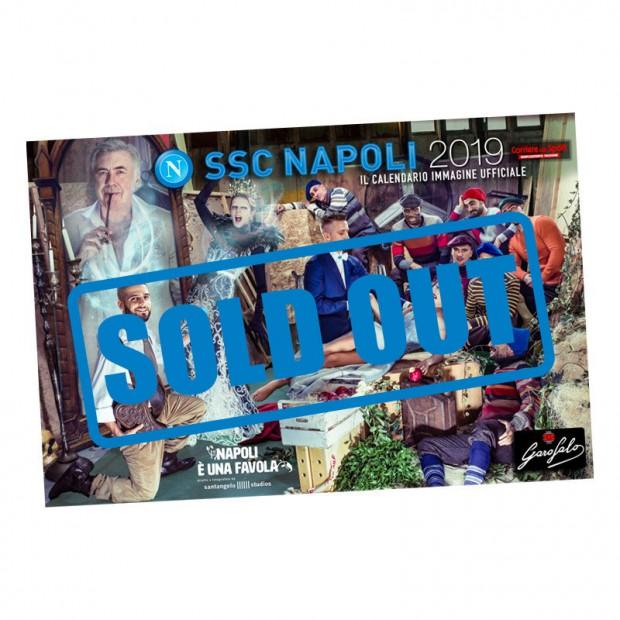 SSC Napoli Calendar 2019