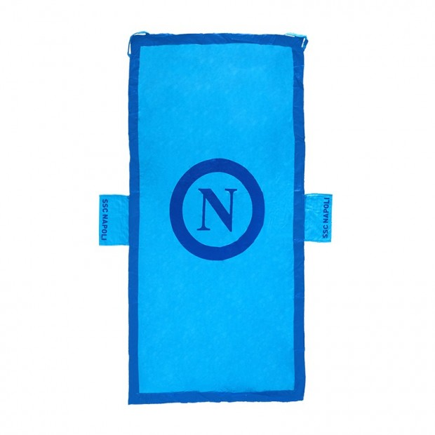 SSC Napoli Sky Blue Beach Towel
