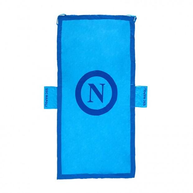 SSC Napoli Sky Blue Beach Towel