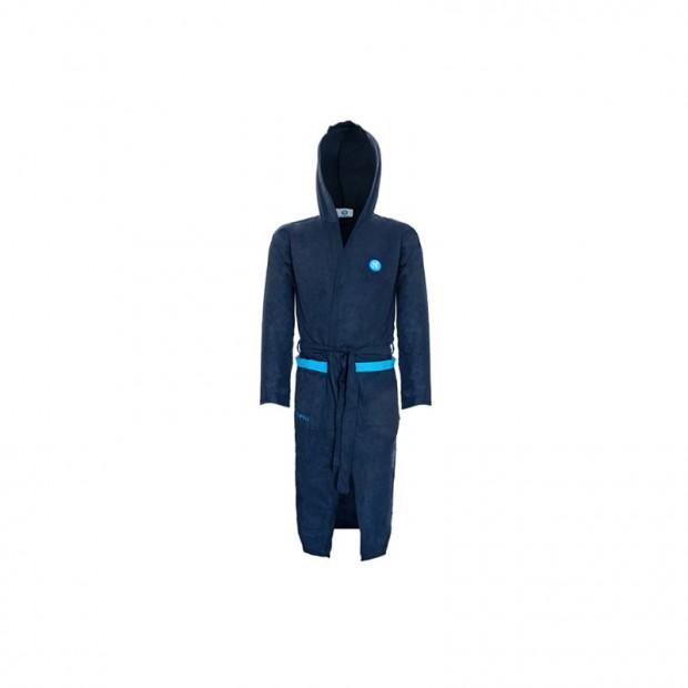 SSC Napoli Dark Blue Bathrobe for Kids