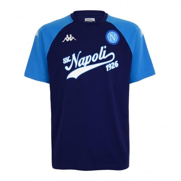 SSC Napoli T-Shirt Blu