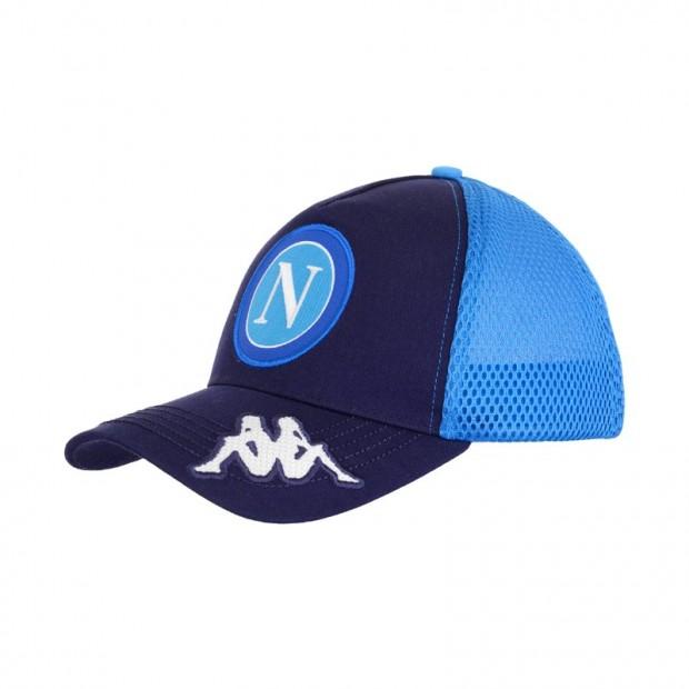 SSC Napoli Dark Blue/Sky Blue Cap