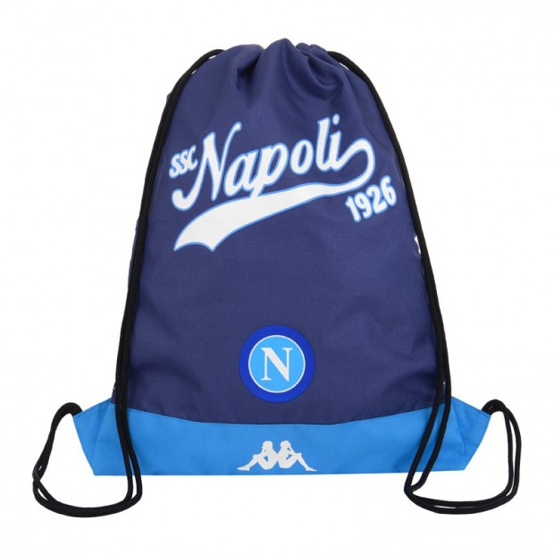 SSC Napoli Gym Sack Blu