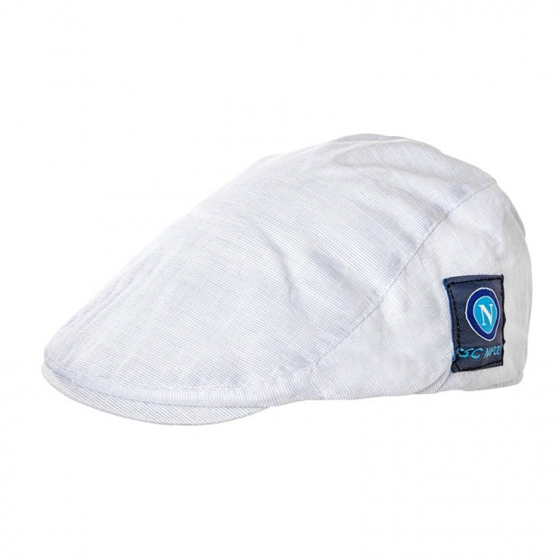 SSC Napoli Light Flat Cap