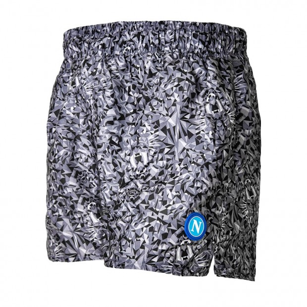 SSCN Grey Swimming Trunks Panther