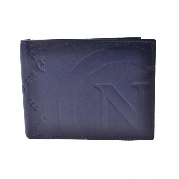 SSC Napoli Dark Blue Wallet