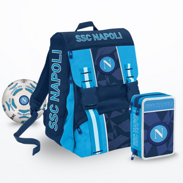 quality design 1e168 72307 SSC Napoli SchoolPack Type 2