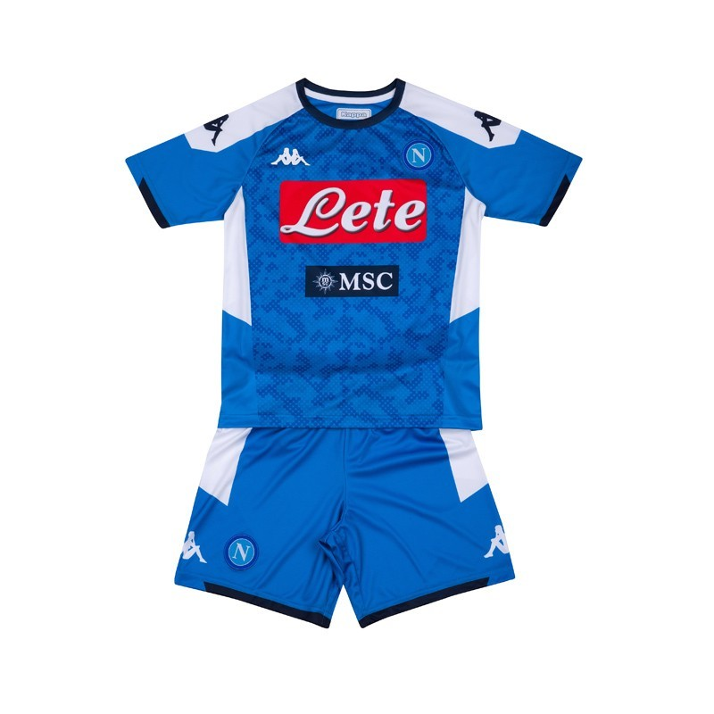 SSC Napoli Home Kit for Kids 2019/2020