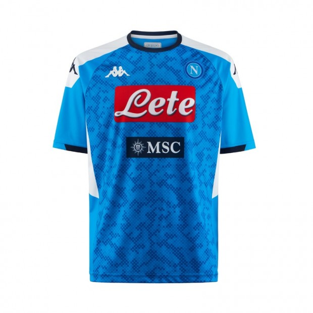 SSC Napoli Replica Sky Blue Shirt 2019/2020