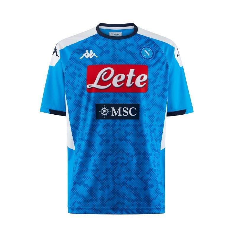 SSC Napoli Maglia Replica Azzurra 2019/2020