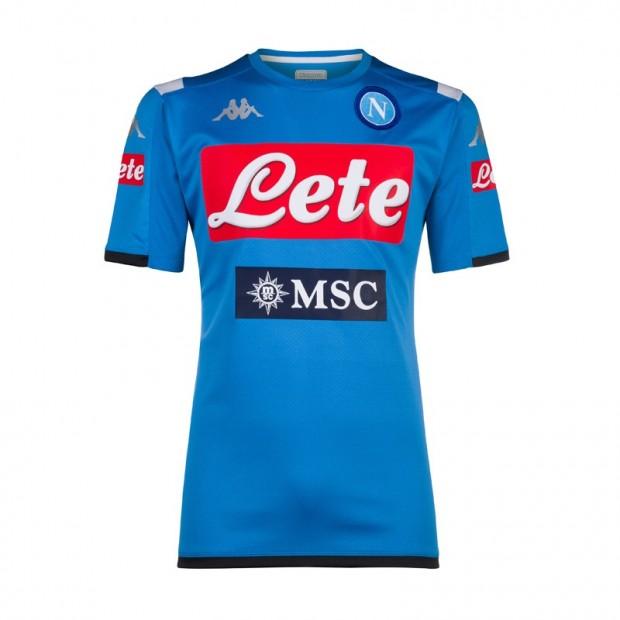 SSC Napoli Maglia Allenamento Azzurra 2019/2020
