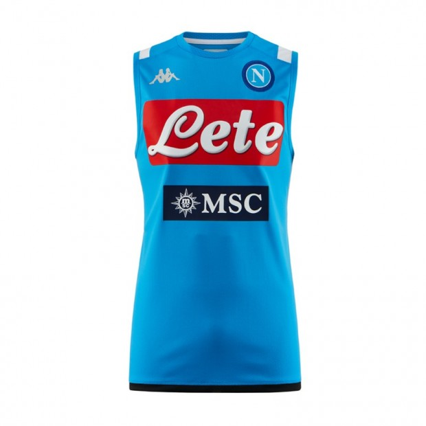 SSC Napoli Training Sleeveless Shirt 2019/2020
