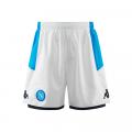 SSC Napoli White Shorts 2019/2020