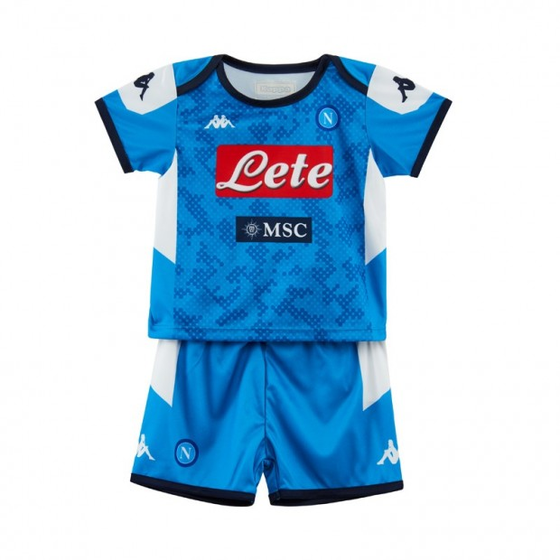 SSC Napoli Set Gara Home Infant 2019/2020