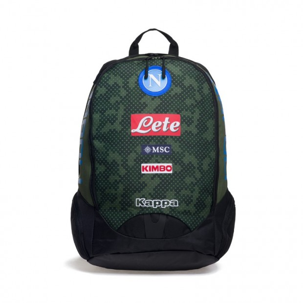 SSC Napoli Sky Blue Backpack 2019/2020