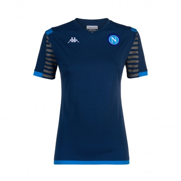SSC Napoli T-Shirt Lady Blue Deep 2019/2020