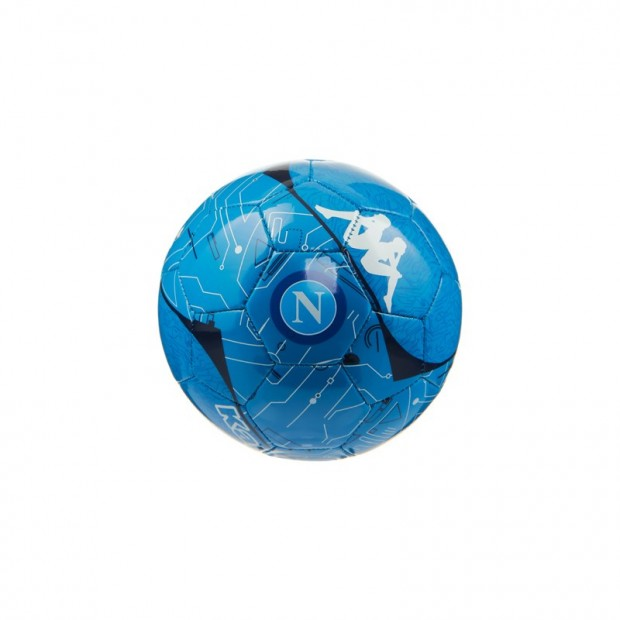 SSC Napoli Sky Blue Football size 2