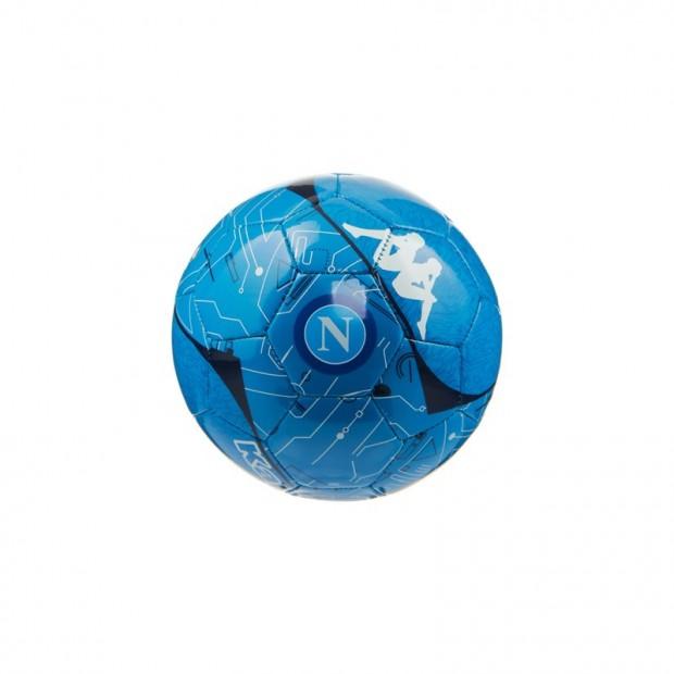 SSC Napoli Pallone size 2 Azzurro