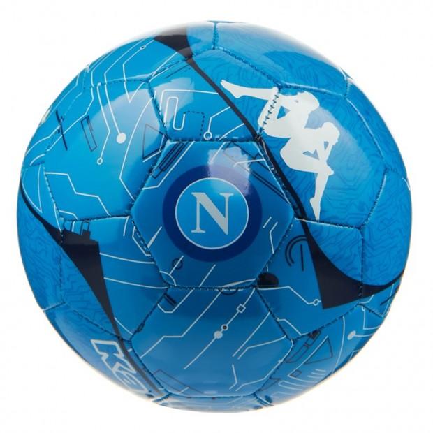 SSC Napoli Pallone size 5 Azzurro