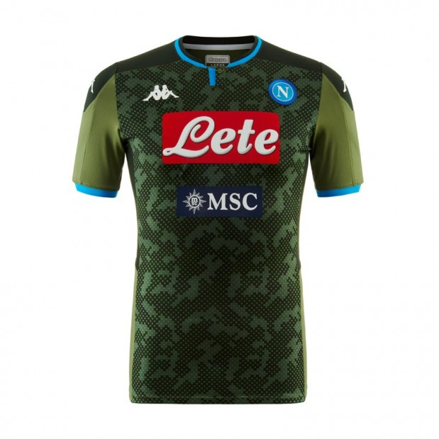 SSC Napoli Away Match Shirt 2019/2020