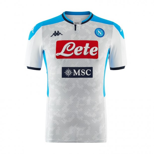 SSC Napoli Third Match Shirt 2019/2020