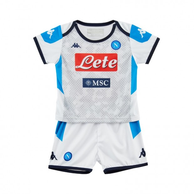 SSC Napoli Third Kit for Infants 2019/2020