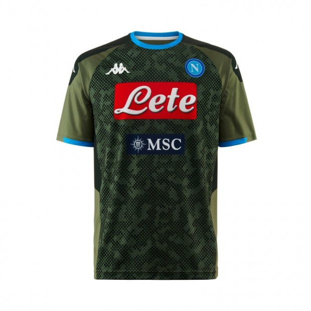 SSC Napoli Replica Green Shirt 2019/2020