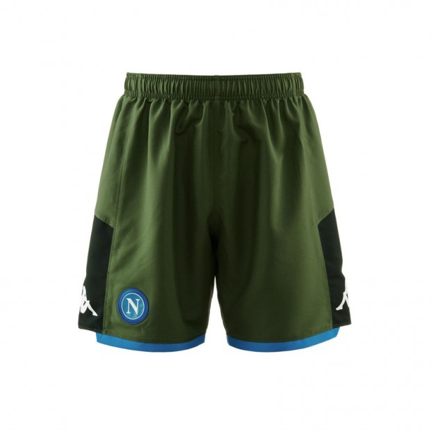 SSC Napoli Green Shorts 2019/2020