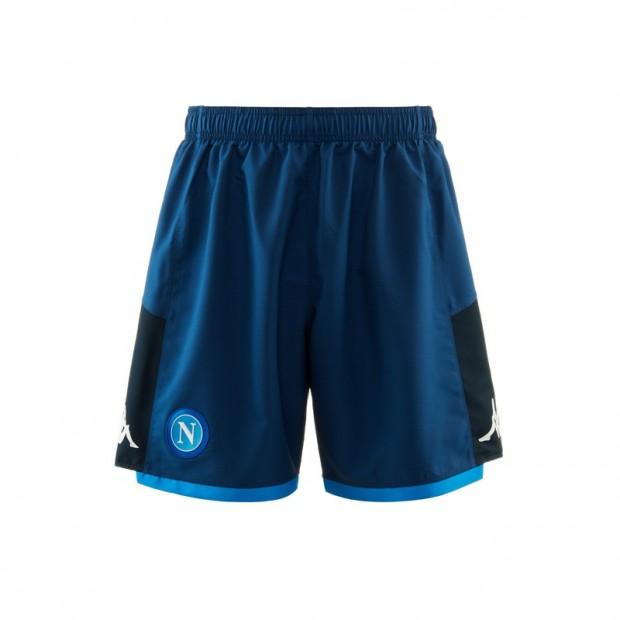 SSC Napoli Shorts Gara Blu 2019/2020