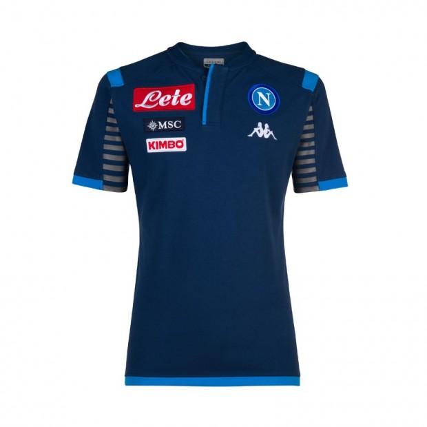 SSC Napoli Polo Rappresentanza Deep Blue 2019/2020