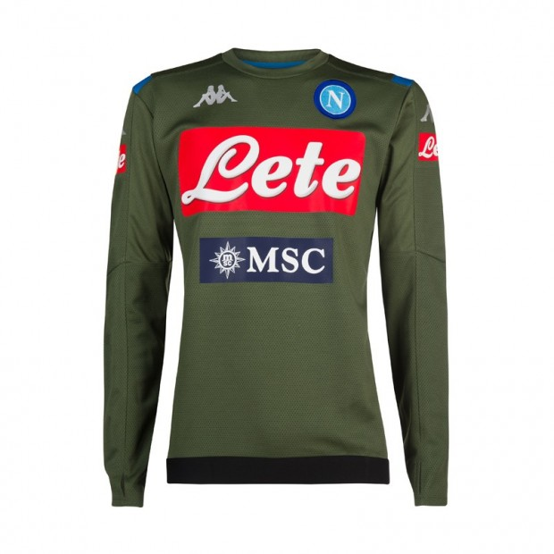 SSC Napoli Felpa Allenamento 2019/2020