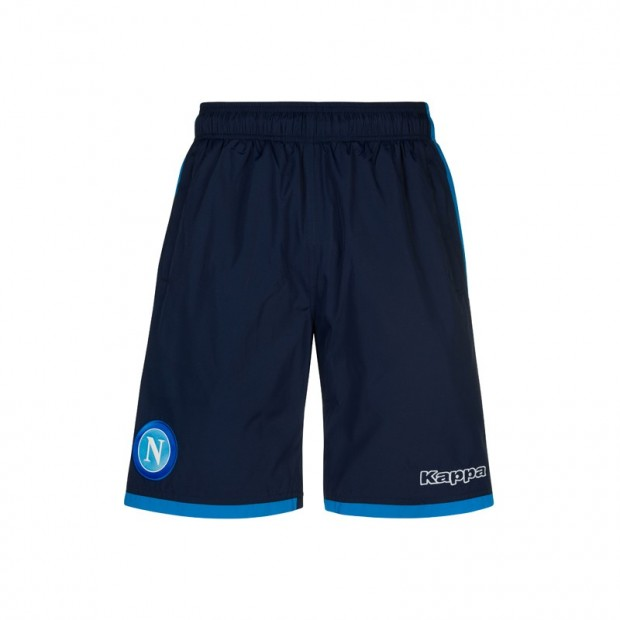 SSC Napoli Representation Bermuda Shorts 2019/2020 for Kids