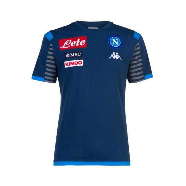 SSC Napoli Blue Deep Representation T-Shirt 2019/2020
