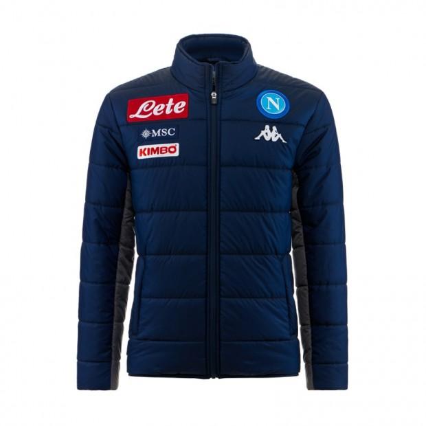 SSC Napoli Giacca Piumino Rappresentanza 2019/2020