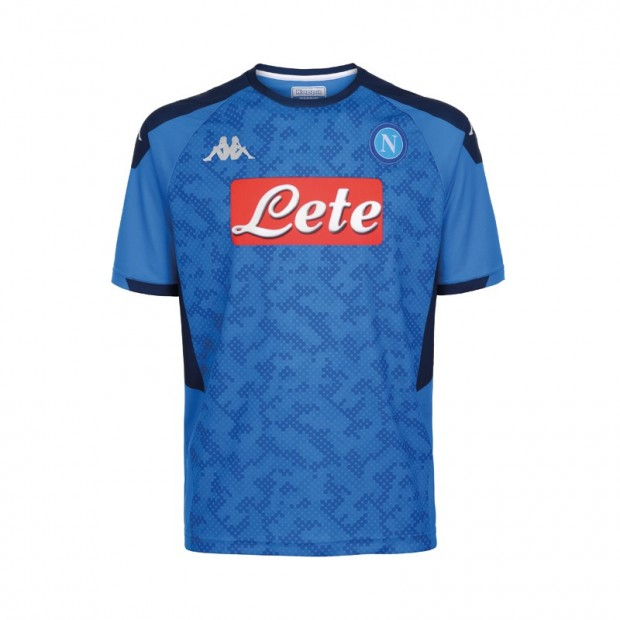 SSC Napoli Europa Replica Sky Blue Shirt 2019/2020