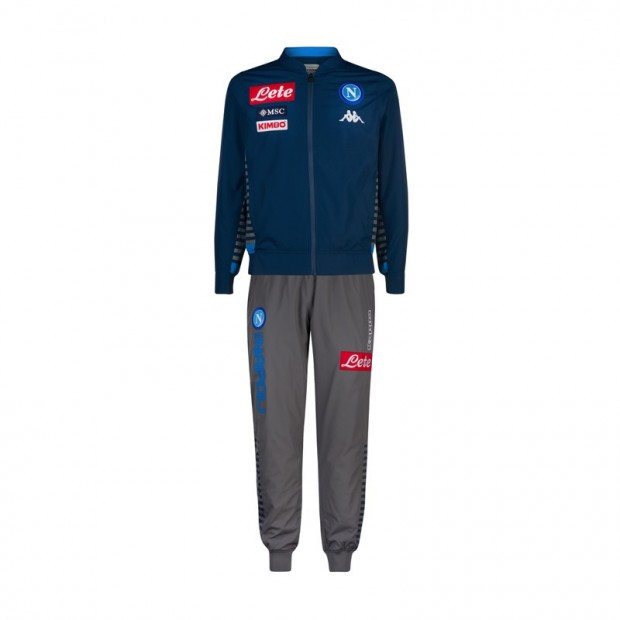 SSC Napoli Blue Representation Tracksuit 2019/2020 Kid