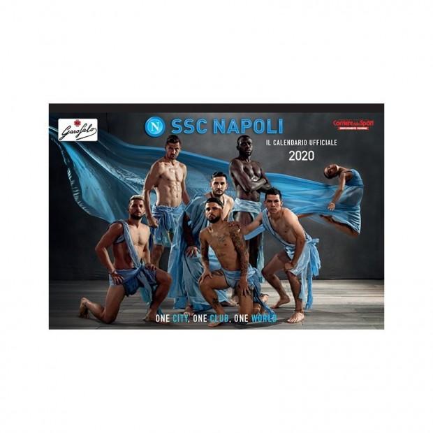 SSC Napoli Calendar 2020