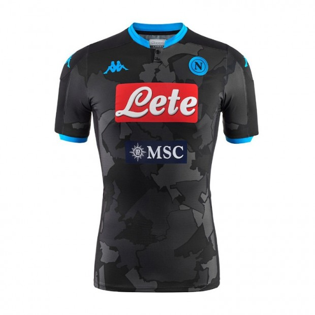 SSC Napoli District Match Shirt 2019/2020