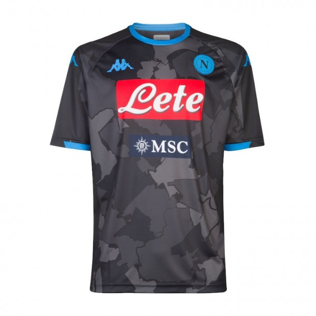 SSC Napoli Replica District Shirt 2019/2020