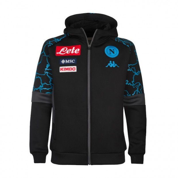 SSC Napoli District Representation Hoodie 2019/2020