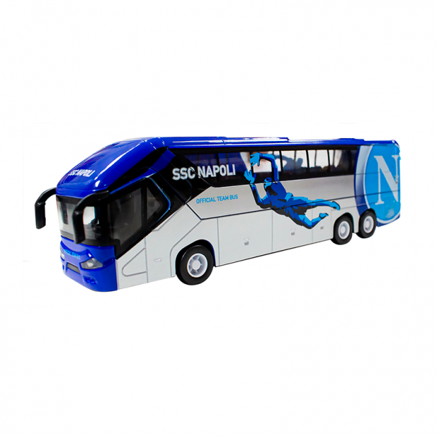 SSC Napoli Official Bus Toy
