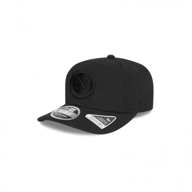 SSC Napoli Black Cap