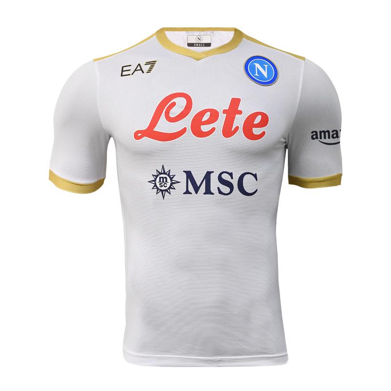 SSC Napoli Maglia Gara Away 2021/2022
