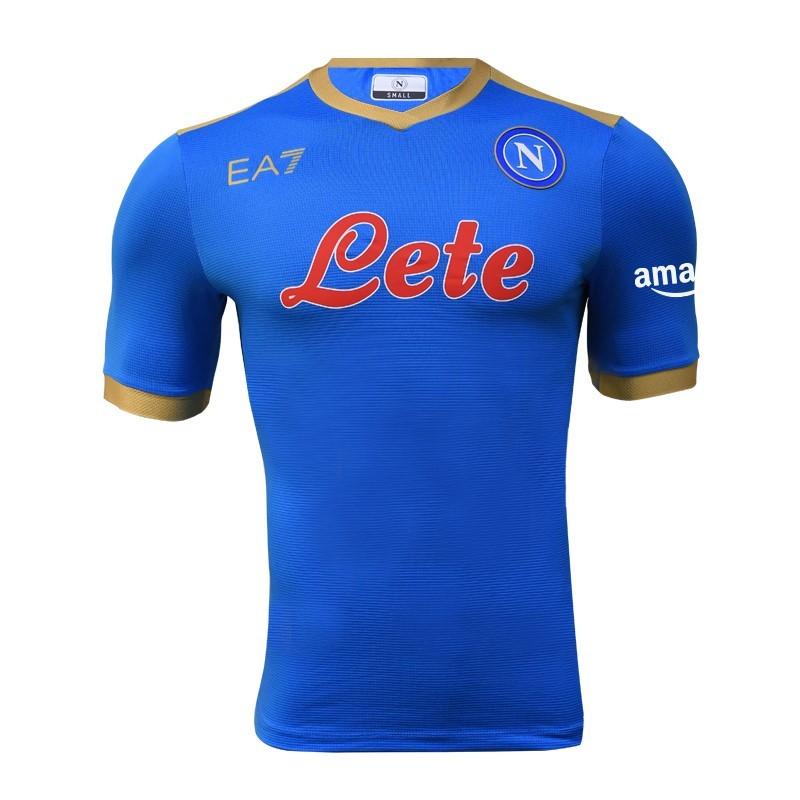 SSC Napoli Maglia Gara Home Euro 2021/2022