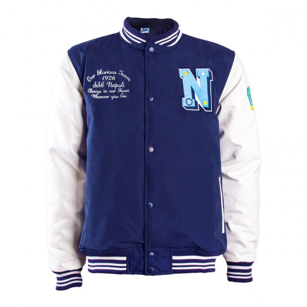 SSC Napoli Varsity Jacket