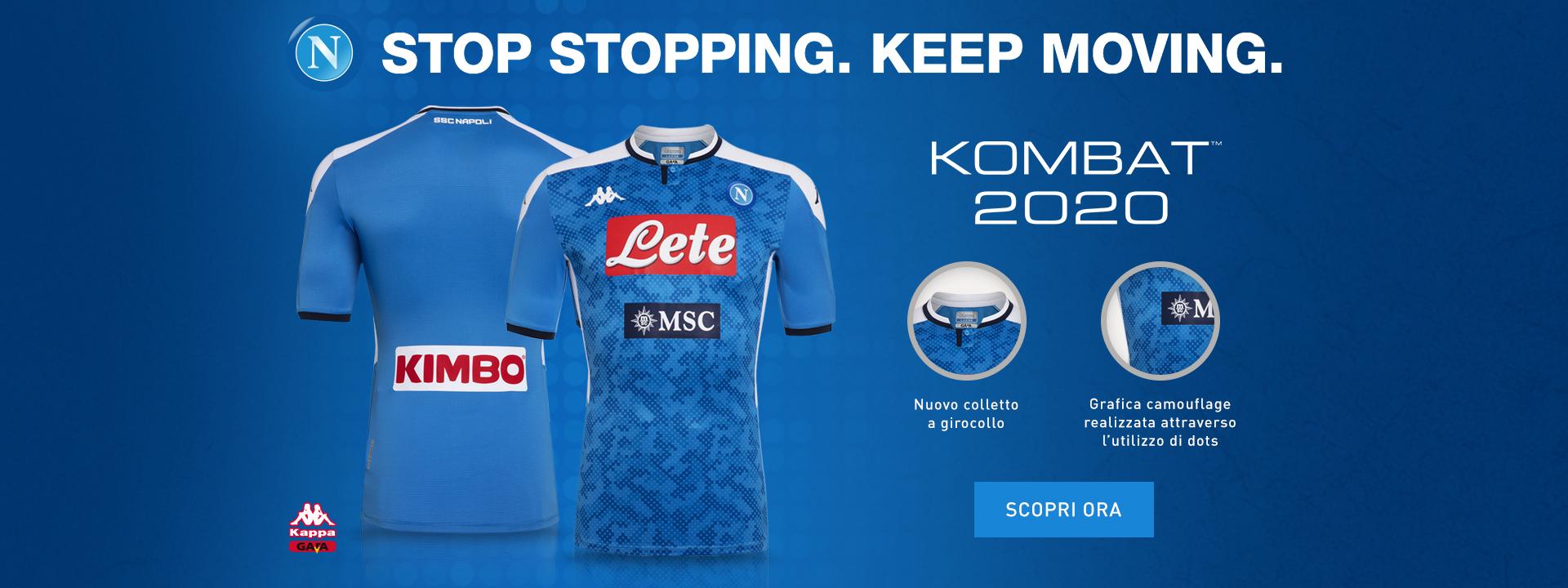 f3c78ee0d Store Ufficiale SSC Napoli   Prodotti e articoli Napoli, kit gara ...